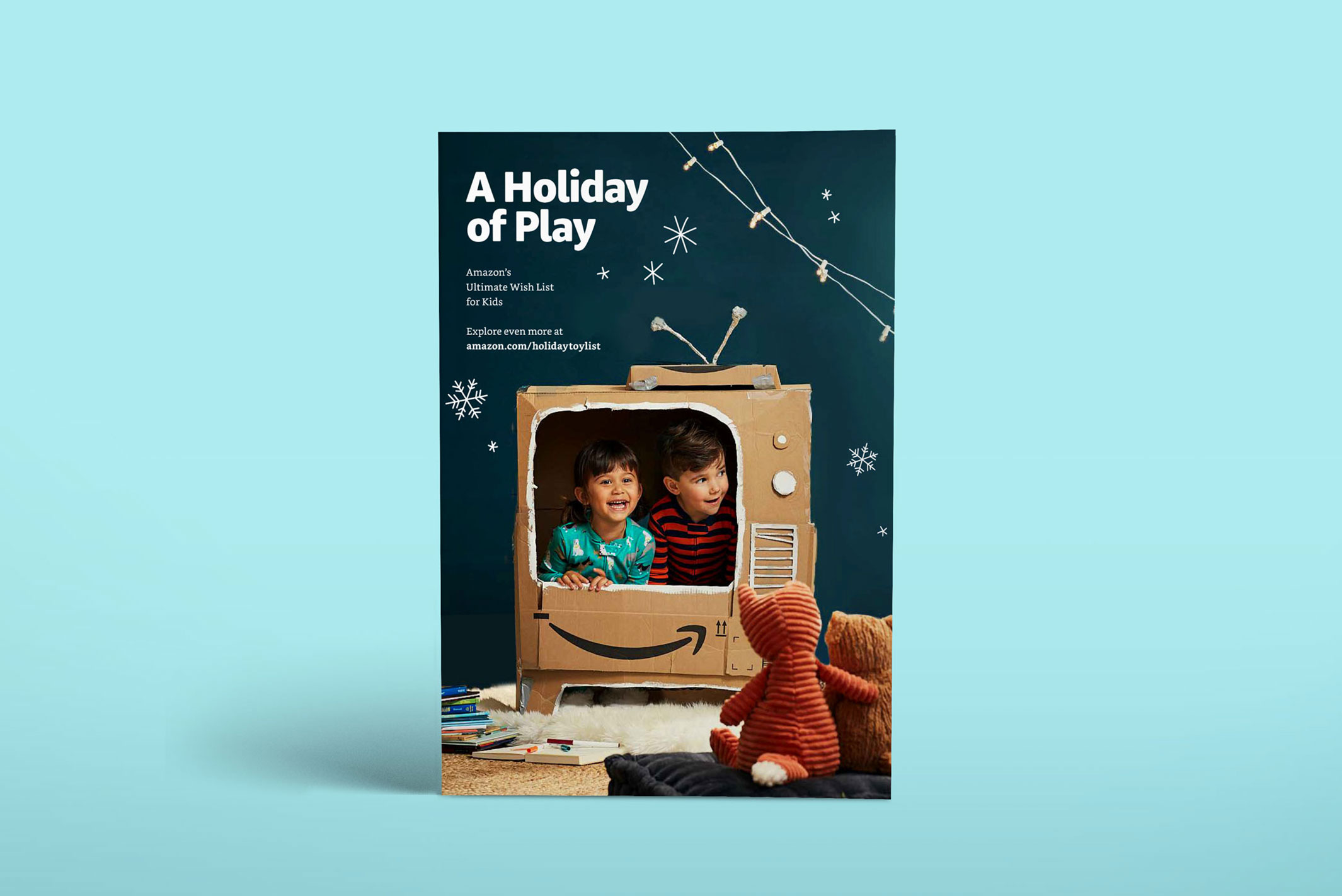 Amazon's First Toy Book